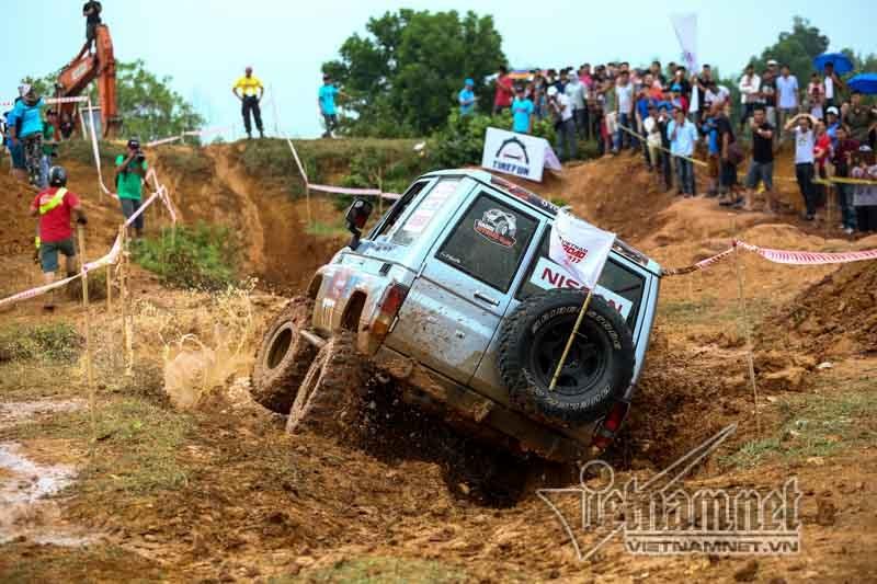 đua xe địa hình Đồng Mô, xe địa hình, xe địa hình VOC Đồng Mô