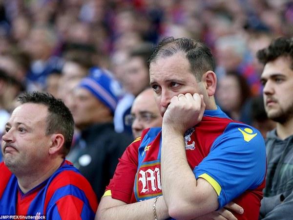 Crystal Palace lập kỷ lục đáng xấu hổ sau trận thua Burnley