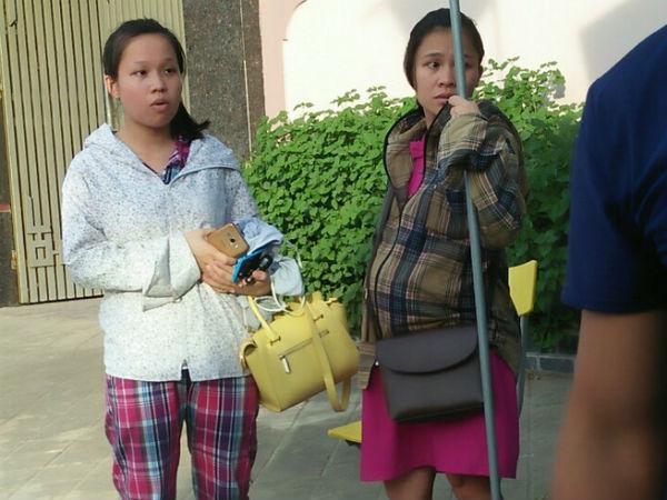 Hai thai phụ thoát chết thần kỳ sau vụ va chạm xe con và xe tải