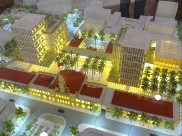 """TPHCM xây trung tâm hành chính 18.000 m2 trên """"đất vàng"""""""