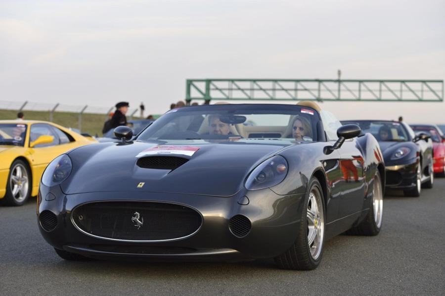 10 chiec Ferrari hiem nhat the gioi danh cho ty phu hinh anh 4