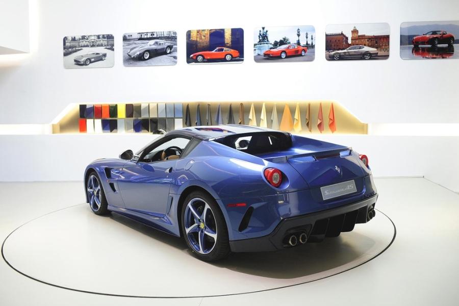 10 chiec Ferrari hiem nhat the gioi danh cho ty phu hinh anh 9