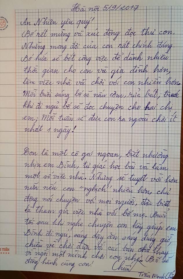 Cứ đi tối ngày vì công việc, cho đến khi nhận được bức thư của con gái, ông bố mới giật mình nhìn lại - Ảnh 4.