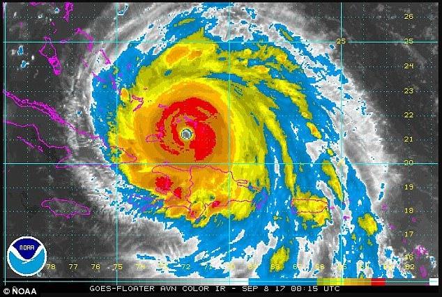 Giải mã thành công hiện tượng kỳ quái: Siêu bão Irma rút sạch nước biển - Ảnh 4.