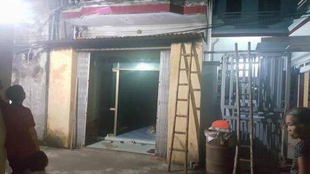 Hà Nội: Chập điện, người phụ nữ bị giật tử vong ngay trước cửa nhà - Ảnh 1.