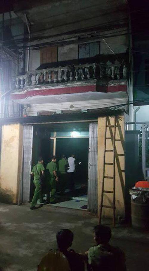 Hà Nội: Chập điện, người phụ nữ bị giật tử vong ngay trước cửa nhà - Ảnh 3.