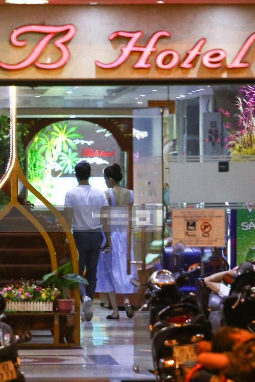 Hồ Ngọc Hà và Kim Lý bị bắt gặp cùng vào khách sạn lúc 3h sáng - 2