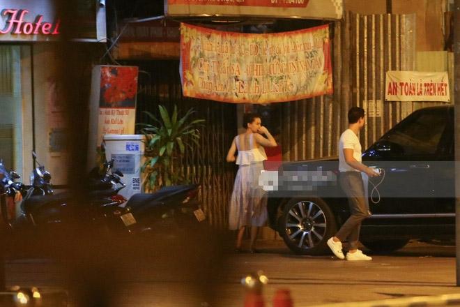 Hồ Ngọc Hà và Kim Lý bị bắt gặp cùng vào khách sạn lúc 3h sáng - 3
