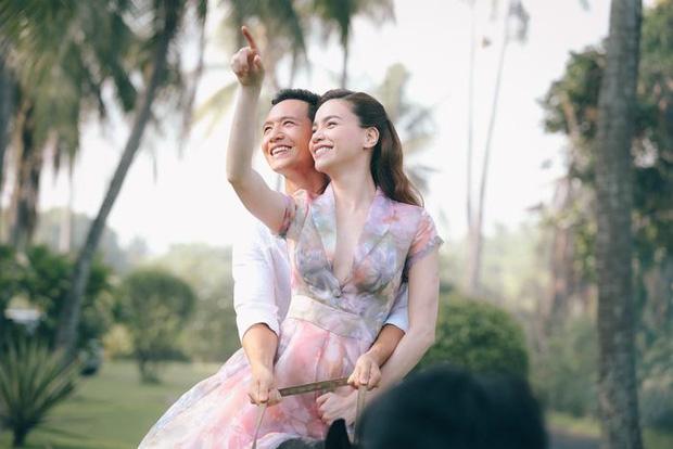 Hồ Ngọc Hà và Kim Lý bị bắt gặp cùng vào khách sạn lúc 3h sáng - 4