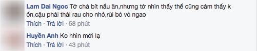 """nang dau nau canh ngao bi me chong """"nhin tu dau den cuoi"""", dan mang tranh luan nay lua - 6"""