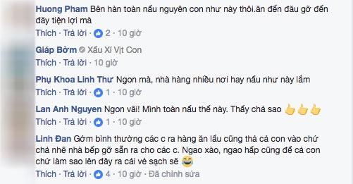 """nang dau nau canh ngao bi me chong """"nhin tu dau den cuoi"""", dan mang tranh luan nay lua - 7"""
