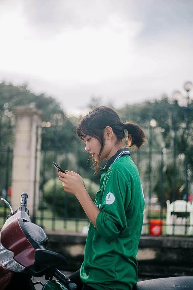 Sự thật về cô nàng Grabbike xinh đẹp khiến dân mạng Việt truy tìm cả ngày nay - Ảnh 1.