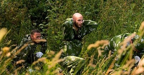 Trải nghiệm khắc nghiệt cùng chương trình huấn luyện của lực lượng đặc nhiệm Nga - Ảnh 2.