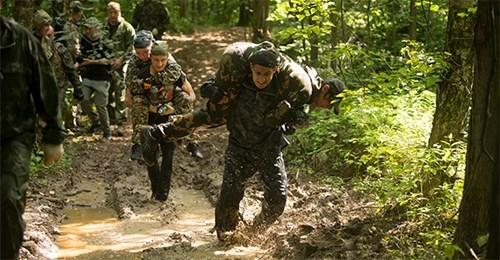 Trải nghiệm khắc nghiệt cùng chương trình huấn luyện của lực lượng đặc nhiệm Nga - Ảnh 6.