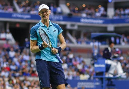Anderson chơi không tốt khi phải đối đầu với tay vợt đẳng cấp cao như Nadal