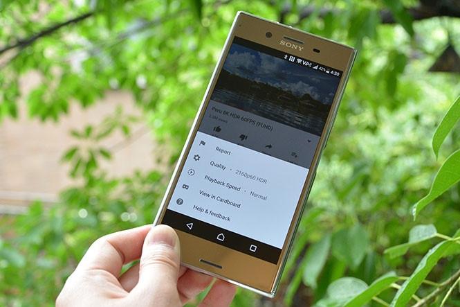 Người dùng YouTube giờ đây đã có thể thay đổi tốc độ phát trên thiết bị di động  /// Ảnh chụp màn hình Engadget