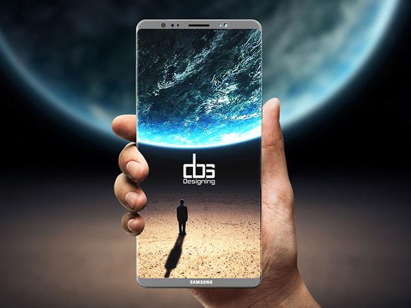 Câu chuyện đằng sau sự ra đời của Galaxy Note 8