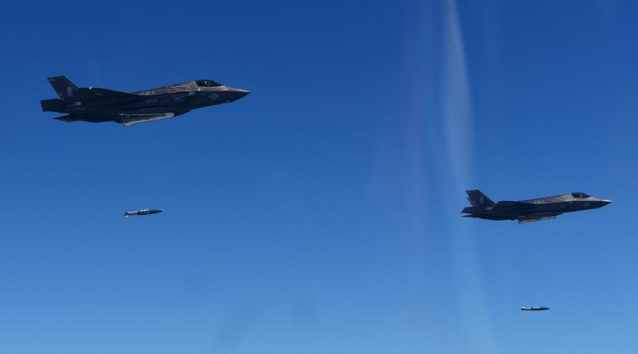100 tiem kich tang hinh F-35 se ap sat Trieu Tien hinh anh 2