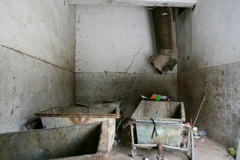 chung cư, tầng hầm chung cư, chung cư cao cấp, nước thải
