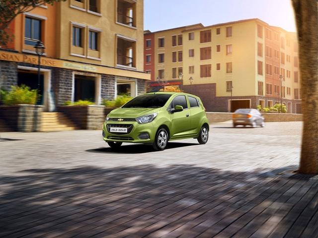 Chevrolet Spark 2018 chính thức ra mắt Việt Nam, giá từ 299 triệu Đồng - Ảnh 5.