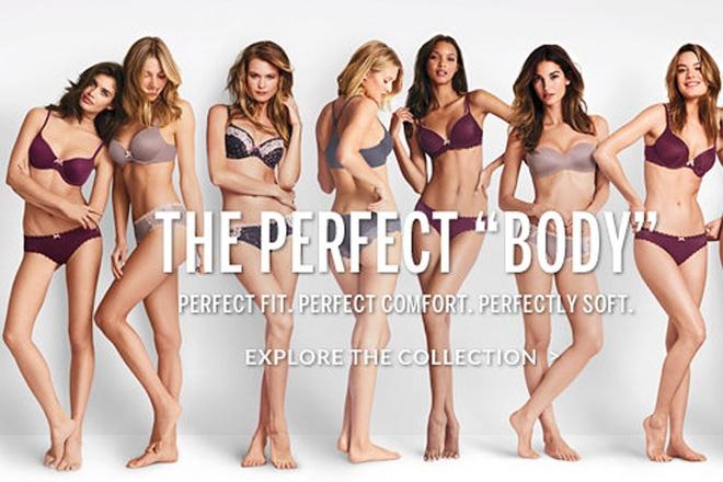 Khi chuẩn mực hoàn hảo không có chỗ cho những kẻ quá béo hay quá gầy - Ảnh 1.