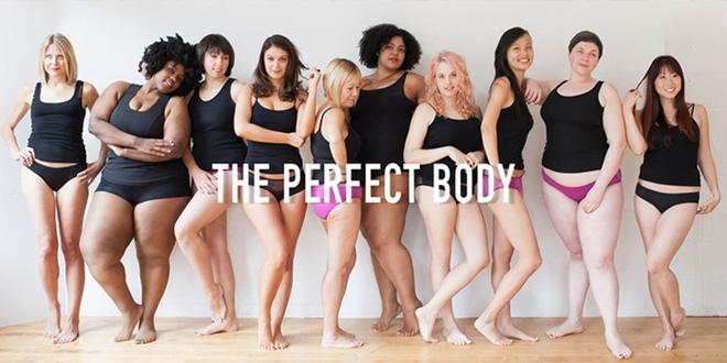 Khi chuẩn mực hoàn hảo không có chỗ cho những kẻ quá béo hay quá gầy - Ảnh 3.