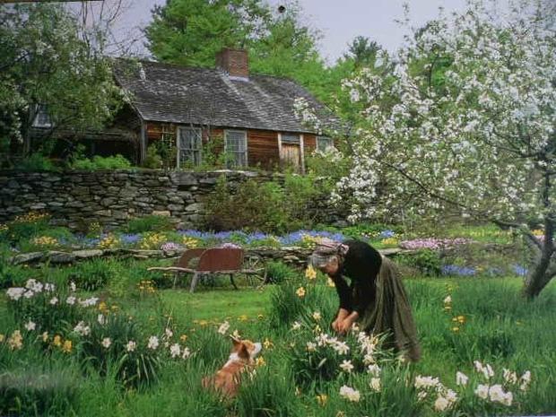Ngôi nhà cổ tích có thật của bà cụ 92 tuổi khiến ai ai cũng phải trầm trồ, ước mơ - Ảnh 7.