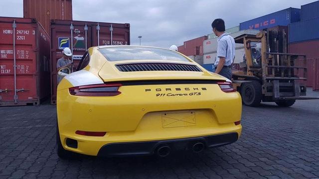 Porsche 911 Carrera GTS 2017 đầu tiên cập bến Việt Nam, giá từ 7,97 tỷ Đồng - Ảnh 4.
