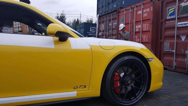 Porsche 911 Carrera GTS 2017 đầu tiên cập bến Việt Nam, giá từ 7,97 tỷ Đồng - Ảnh 5.