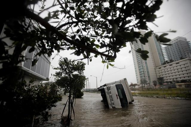 Theo ABC News, ít nhất 9 người đã thiệt mạng sau khi siêu bão Irma càn quét các bang Florida, Georgia và Nam Carolina trong những ngày vừa qua.