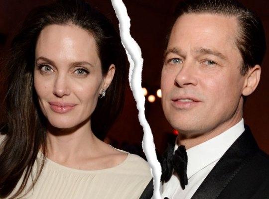 Sự thật đằng sau câu chuyện Brad Pitt và Angelina Jolie giả vờ ly hôn  - Ảnh 1.