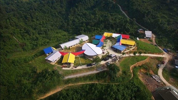 trường tiểu học lũng luông