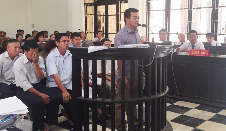 Pháp luật - Trả hồ sơ vụ lừa đảo hơn 52 tỷ đồng tại Agribank Trà Vinh
