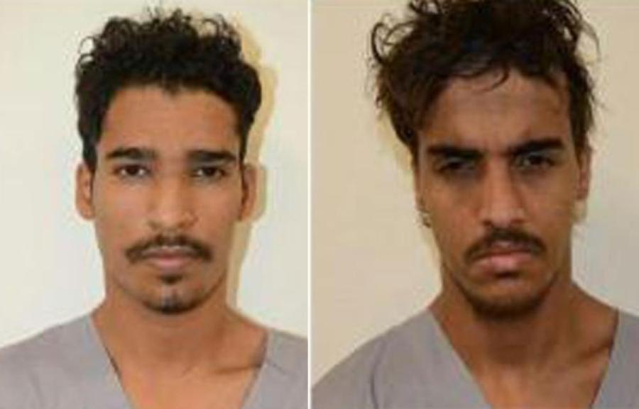Trụ sở Bộ quốc phòng Saudi Arabia suýt nổ tung - Ảnh 1.