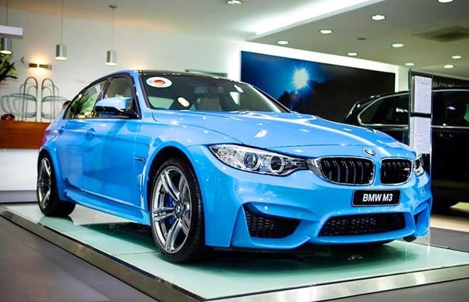 Truong Hai thay the Euro Auto ban BMW, MINI o Viet Nam hinh anh 1