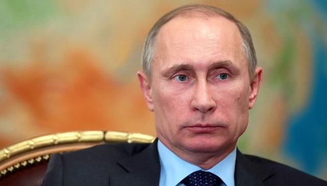 Tổng thống Nga Vladimir Putin (Ảnh: The Onion)