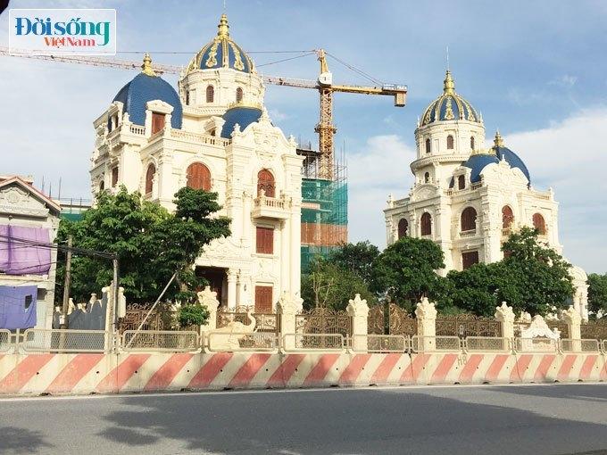 những tòa lâu đài nổi tiếng ở đất Ninh Bình