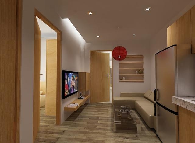HoREA kiến nghị cho xây dựng nhà ở diện tích 25 m2 ở vùng ven, ngoại thành (ảnh minh hoạ)