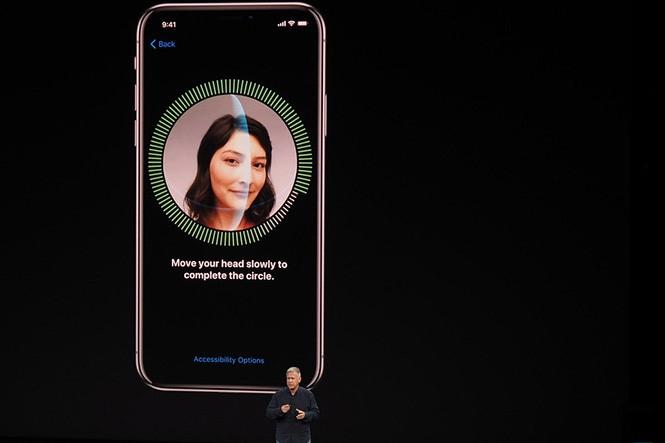 Apple cho biết tỷ lệ sai sót khi sử dụng Face ID rất thấp  /// Ảnh chụp màn hình SlashGear