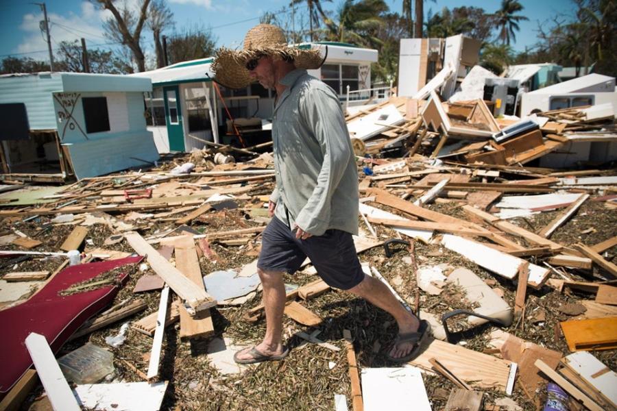 Florida sau sieu bao the ky Irma: Toi tam, lut loi va do nat hinh anh 3