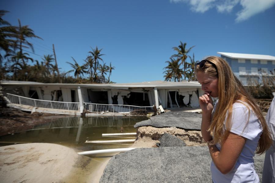 Florida sau sieu bao the ky Irma: Toi tam, lut loi va do nat hinh anh 18