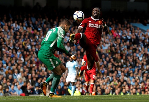 Liverpool kháng cáo bất thành thẻ đỏ của Mane - ảnh 1