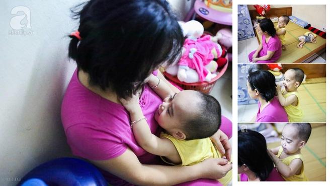 Một ngày của cô bé 4 tuổi không được đến trường, sống sót nhờ những chiếc băng vệ sinh và bao cao su - Ảnh 11.