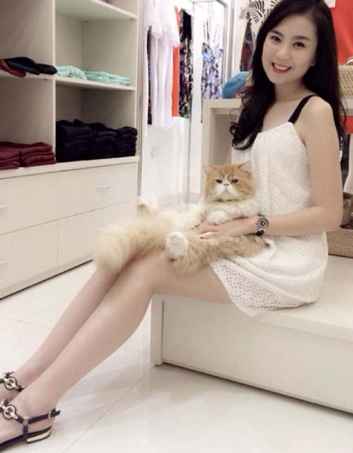 """Trước khi nổi tiếng với hình ảnh """"cô gái thời tiết"""" thì Mai Ngọc cũng chính là một hot girl đời đầu ở Hà Nội."""
