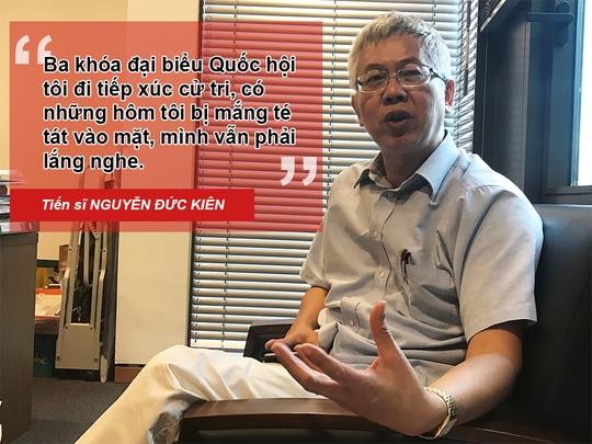 Ông Nguyễn Đức Kiên cãi dư luận: BOT tốt, doanh nghiệp vận tải chơi xấu - Ảnh 2.