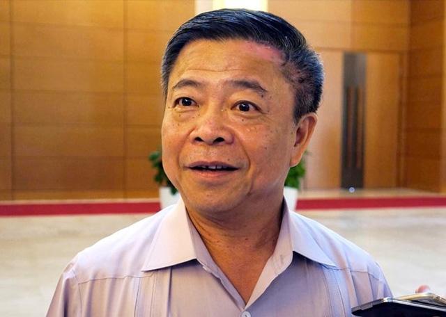 Ông Võ Kim Cự đảm nhiệm cương vị Chủ tịch Liên minh Hợp tác xã Việt Nam đến hết tháng 9 này.