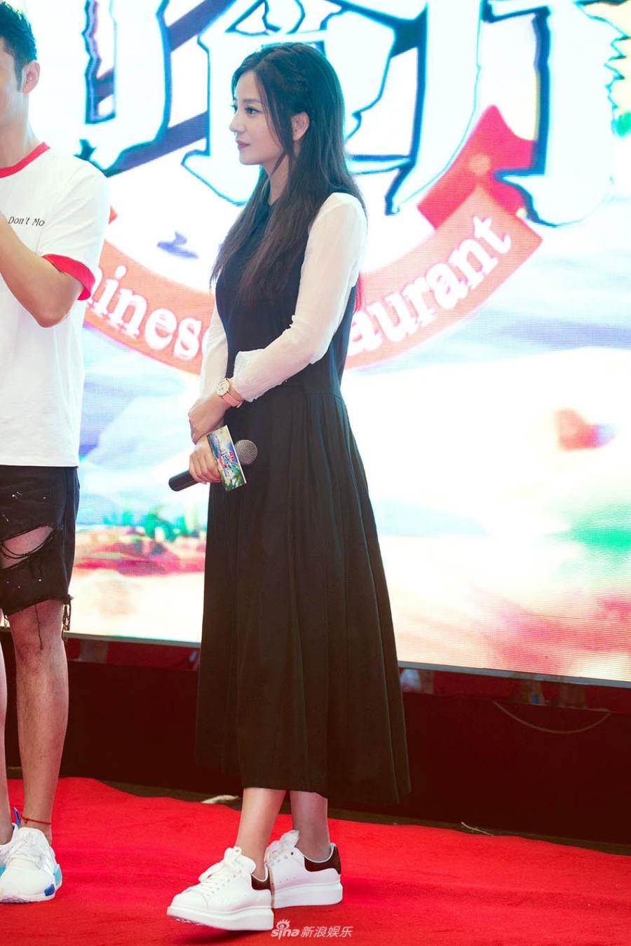 """tham gia gameshow, trieu vy dat hang hieu kin nguoi khien fan """"phat sot phat ret"""" - 6"""