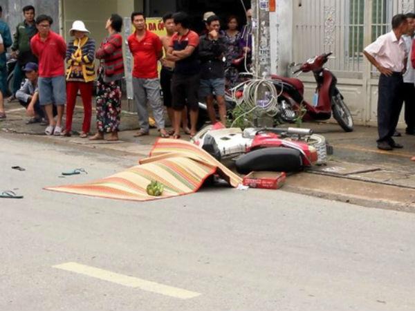 TP. HCM: Cô gái trẻ tử vong thương tâm dưới bánh xe tải