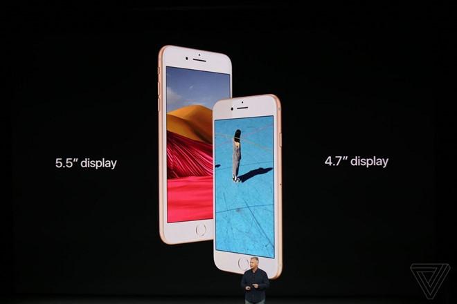 5 diem khac biet co ban cua iPhone 8 va iPhone X hinh anh 2