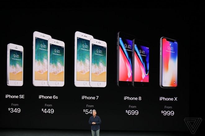 5 diem khac biet co ban cua iPhone 8 va iPhone X hinh anh 5